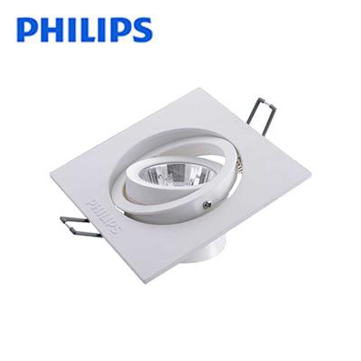 Đèn led âm trần Philips GD022B 1x6W10W