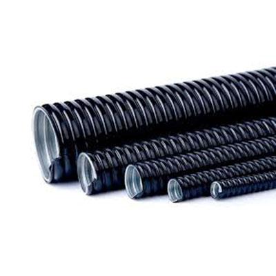 Ống luồn dây điện bọc nhựa PVC