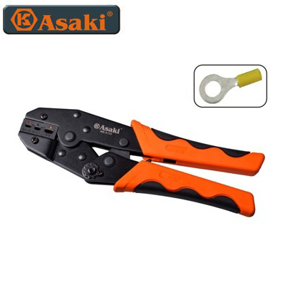 Kìm bấm cos bọc nhựa Asaki AK-9120