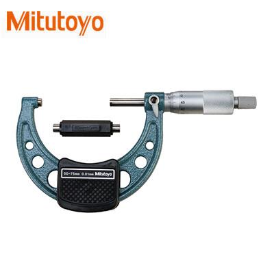 Panme cơ đo ngoài Mitutoyo 103-139-10