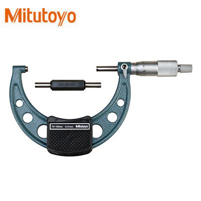 Panme cơ đo ngoài Mitutoyo 103-140-10
