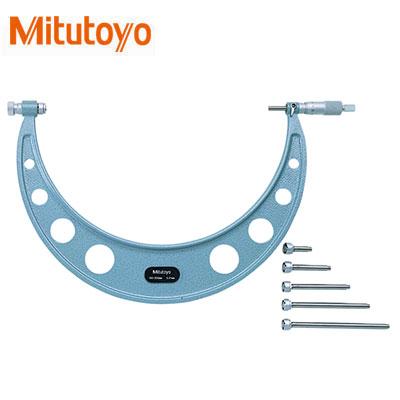 Panme đo ngoài cơ khí Mitutoyo 104-136A