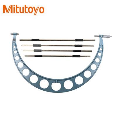 Panme đo ngoài cơ khí Mitutoyo 104-144A