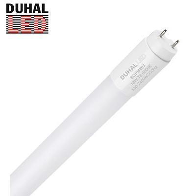 Đèn Led tube Duhal 1m2 18W SGPM803