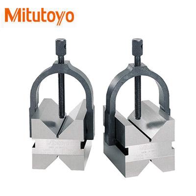 Khối V với gá kẹp Mitutoyo 181-902-10