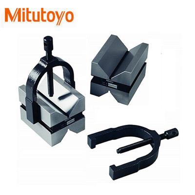 Khối V với gá kẹp Mitutoyo 181-904-10