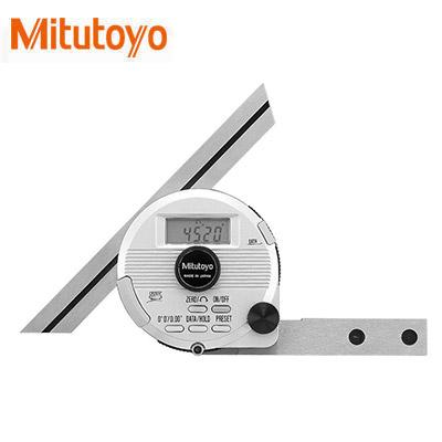 Thước đo góc 300mm Mitutoyo 187-502