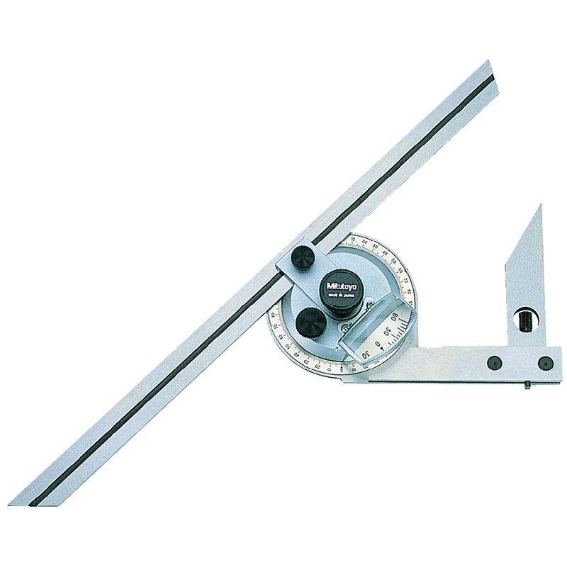 Bộ thước đo góc 300mm Mitutoyo 187-901