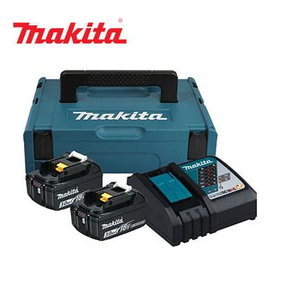 Bộ nguồn sạc và pin Makita 197494-9