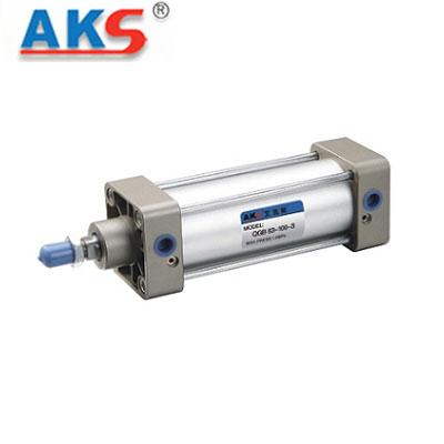 Xilanh khí nén vuông tiêu chuẩn AKS QGB