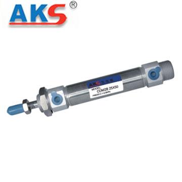 Xilanh khí nén tròn tiêu chuẩn AKS CM2