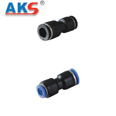 Cút nối thẳng lệch 2 đầu ống AKS APG
