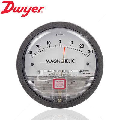 Đồng hồ chênh áp Magnehelic 2300-60Pa