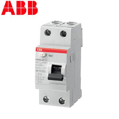Aptomat chống rò ABB RCCB loại FH200