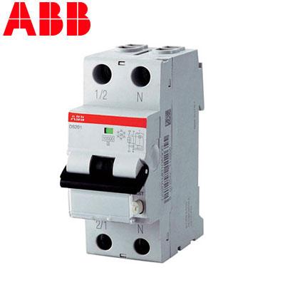 Aptomat chống rò ABB RCBO DS201
