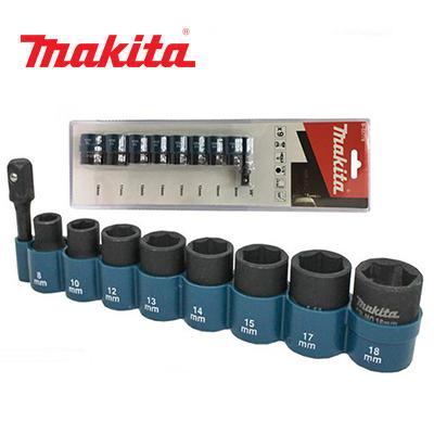 "Bộ tuýp 9 chi tiết 3/8"" Makita B-55778"