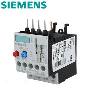 Relay bảo vệ quá tải Siemens