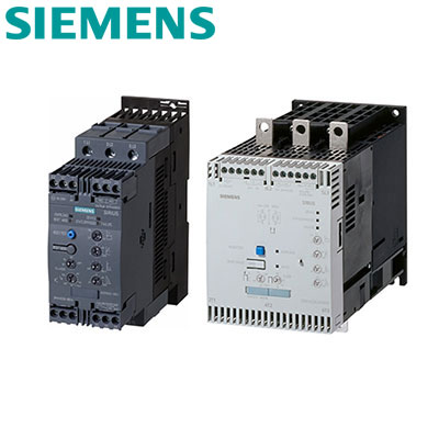 Bộ khởi động mềm Siemens