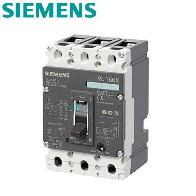 Bộ ngắt mạch MCCB 3VL Siemens