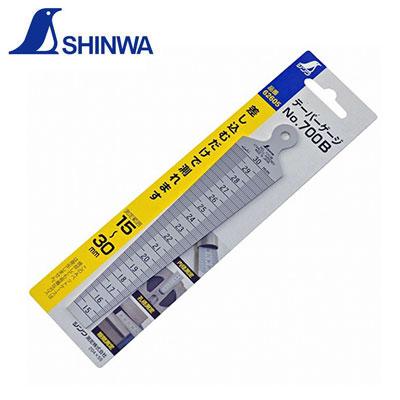Thước đo khe 15~30 mm Shinwa 62605