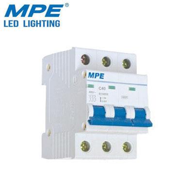 Cầu dao MPE 3 pha 50A 4.5kA MP4-C350