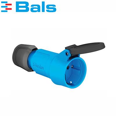 Ổ cắm nối Bals schuko 16A - IP54 - 7409
