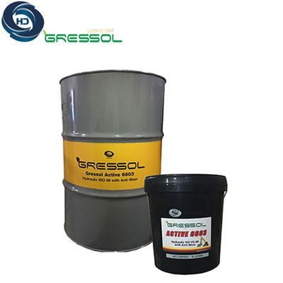 Dầu thủy lực Gressol Active 6603