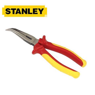"""Kìm nhọn cách điện 8"""" Stanley 84-008"""