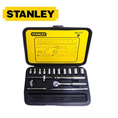 """Bộ tuýp 16 chi tiết 1/4"""" Stanley 86-117"""