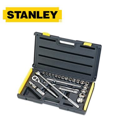 """Bộ tuýp 25 chi tiết 1/2"""" Stanley 86-589"""