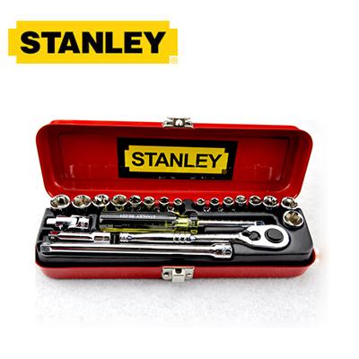 """Bộ tuýp 21 chi tiết 1/4"""" Stanley 89-507"""