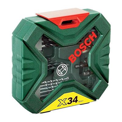 Bộ mũi khoan Bosch 2607010608
