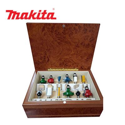 Bộ phay 12 chi tiết 6mm Makita A-87921