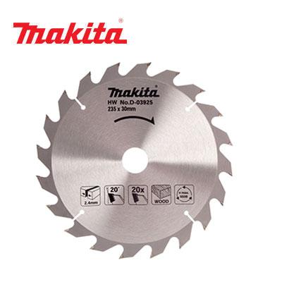 Lưỡi cưa gỗ 235mm Makita A-89947