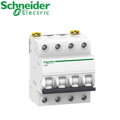 Aptomat tự động Schneider 4P A9K24406