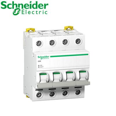 Cầu dao cách ly Schneider 4P A9S65491