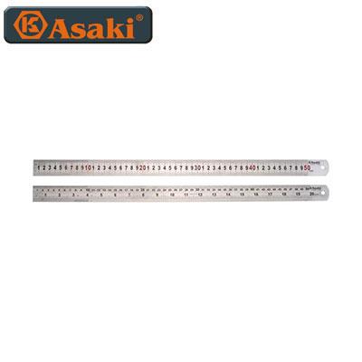 Thước lá inox 150mm Asaki AK-2535