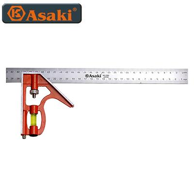 Thước Ê ke thủy Asaki AK-2592