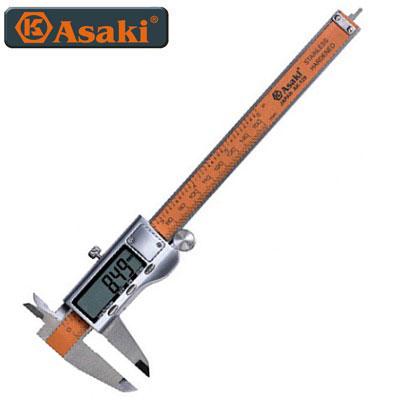Thước cặp điện tử inox Asaki AK-2910