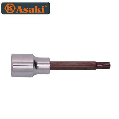 Đầu tuýp lục giác dài Asaki AK-7226