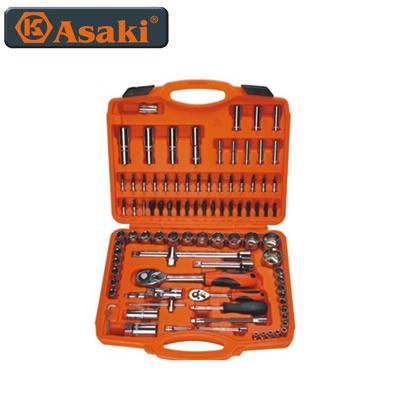 Bộ dụng cụ tuýp và vòng miệng AK-9752