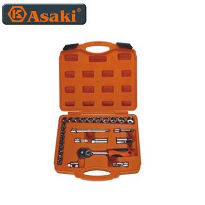 Bộ tuýp 20 chi tiết Asaki AK-9765