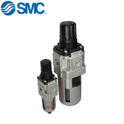 Bộ lọc tích hợp chỉnh áp SMC AW20-02C
