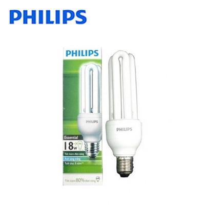 Bóng đèn Compact Philips 18W
