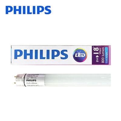 Bóng LED tuýp T8 Philips 8W Ecofit