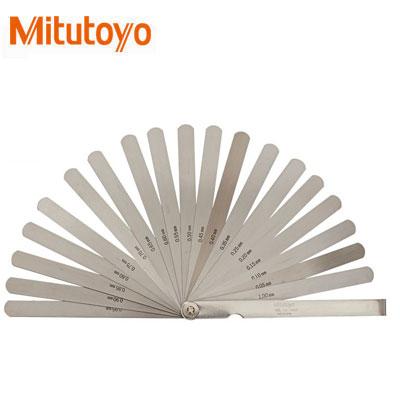 Dưỡng đo độ dày 20 lá Mitutoyo 184-304S