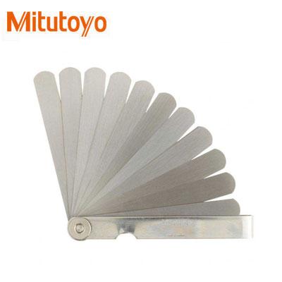 Dưỡng đo độ dày 13 lá Mitutoyo 184-307
