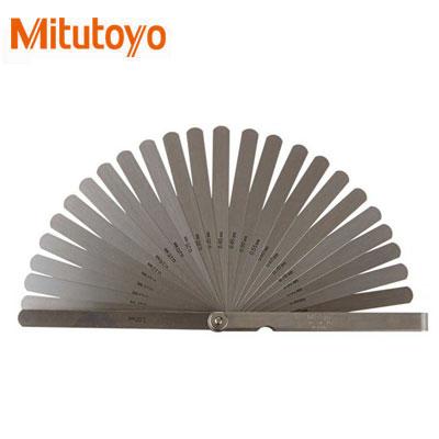 Dưỡng đo độ dày 28 lá Mitutoyo 184-313S