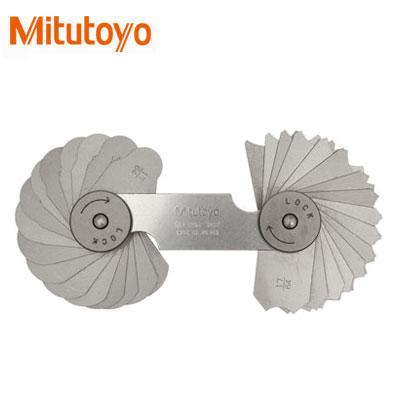 Dưỡng đo bán kính 16 lá Mitutoyo 186-102