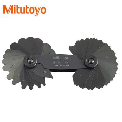 Dưỡng đo bán kính 34 lá Mitutoyo 186-105